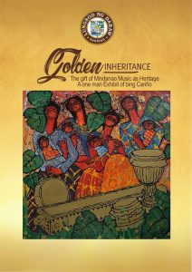 Golden Inheritance Exhibition by Bing Cariño, April 26 – May 22, 2018